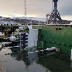 Опрокинулось: российское судно потерпело крушение