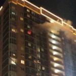 В клинической смерти: медики скорой рассказали о пострадавших на пожаре детях