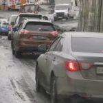 Туда сейчас лучше не ехать: «могучие кучи» создали «адскую» пробку во Владивостоке