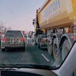 Никогда такого не было»: «нереальная» пробка сковала район Владивостока