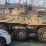 «Скажи спасибо, что не расстреляли»: необычное ДТП произошло во Владивостоке