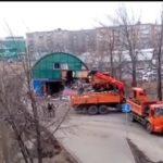 «Бесполезное безобразие»: торговый центр сносят во Владивостоке