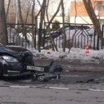 250 штрафов и пьяная езда: студент на Мерседесе насмерть сбил преподавателя