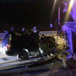 Жуткое ДТП с двумя жертвами произошло на популярной трассе