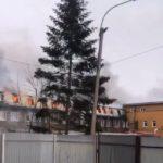 Официально: стали известны подробности мощного пожара в ТЦ