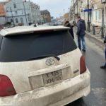 «Вот номера «героя»: две девушки сбиты у торгового центра во Владивостоке