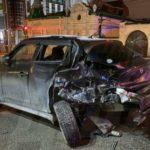 Подростки на Mercedes: мощное ДТП случилось в городе