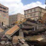 Сразу 25 человек погибли при обрушении дома