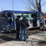 «Пролетел, аж страшно стало»: озвучены подробности ДТП с пассажирским автобусом