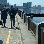 «Скоро на рынках Владивостока»: преступление попало на видео в самом центре города