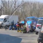 «В обе стороны все стоит»: жёсткое ДТП произошло в пригороде Владивостока