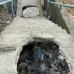 «Страшно ходить»: «лестница смерти» найдена у школы и детского сада