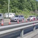 Риск простоять несколько часов: огромная пробка сковала дорогу