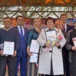 «Пусть будет ярче, краше, лучше»: с юбилеем поздравил село Михайловка Авдои Джони