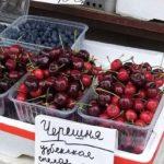 «Это где такие цены?»: стоимость узбекской черешни обсуждают горожане