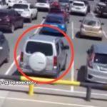 «И это на парковке ТЦ, где куча камер»: автоледи совершила «очень некрасивый поступок»
