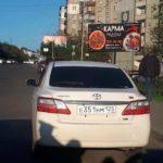«Спасибо сотрудникам ГИБДД»: «конкретный развод» процветает на дорогах Владивостока