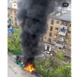 """""""Управляйкам всё равно"""": пожар у жилых домов встревожил горожан"""