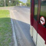 «И это на федеральной трассе, я в шоке»: ЧП произошло с автобусом на полном ходу