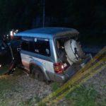 «Паджеро ехал по путям»: внедорожник попал под поезд в Приморье
