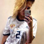 Жена футболиста ответила за провал мужа на Евро