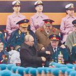 Мошенники обокрали ветерана, сидевшего рядом с Путиным на Параде Победы