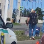 «Лежит в крови»: ЧП произошло у центральных ворот кампуса ДВФУ