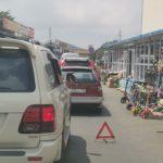 «Ад в оба направления»: в коловой пробке застряли автолюбители Владивостока