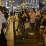 «Квартал красных фонарей открыли?»: что увидели люди на главной улице Владивостока