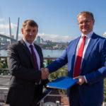 Дальневосточный банк и «Ростелеком» договорились о стратегическом партнерстве