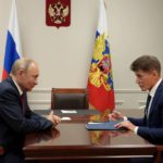 Встреча состоялась: о чем губернатор Кожемяко попросил президента Путина