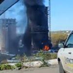 «Что-то страшное произошло»: чёрный дым окутал новостройку во Владивостоке