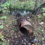 Хотели сдать на металл: жуткую находку обнаружили в железной бочке в Приморье